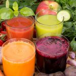 Purification juice cleanse